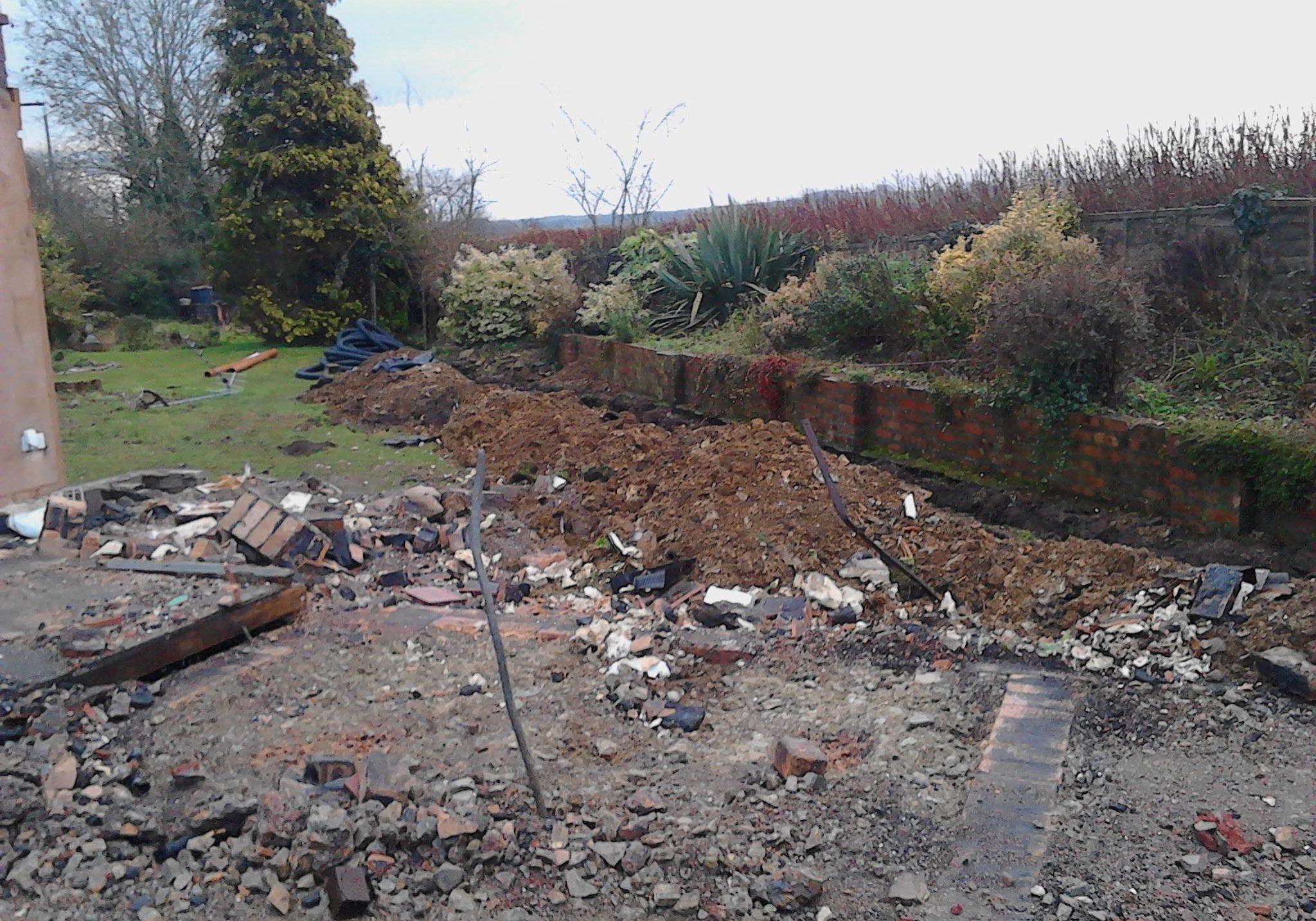 Demolition In Avon